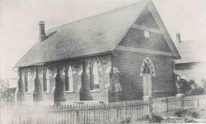 Fraser Church 1900